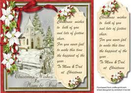 christmas greetings mum u0026 dad with verse cup555619 1398