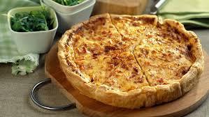 hervé cuisine quiche quiche aux quatre fromages facile et pas cher recette sur cuisine