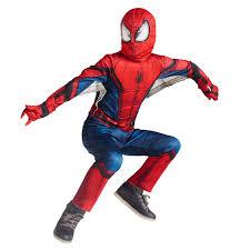 Spiderman Costume Halloween Spider Man Costume Kids Spider Man Homecoming Shopdisney