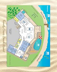 resort floor plan test family oasis holiday homes