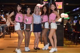 hooters hongkong hooters asia