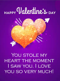 you it you buy it s day heart you stole my heart happy s day card for him birthday