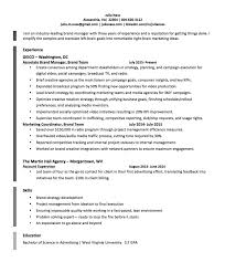 Resume For Video Production Resume U2014 Julia Nass