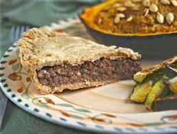 vegan tortiere pie gluten free dairy free anti candida