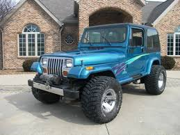 find used cummins turbo diesel 1994 jeep wrangler yj in greensburg