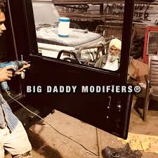 mahindra thar modified seating big daddy modifiers home facebook