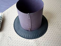 Pilgrim Hats Out Of Construction Paper - pilgrim hat diy craft