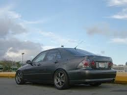 2001 lexus is300 wheels autoland 2001 lexus is300 tip tronic te37 rims jic magic