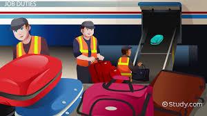 Art Handler Job Description Airport Ramp Agent Salary Duties And Requirements