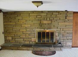 us stone erinus whitewash stone fireplace before and after art and