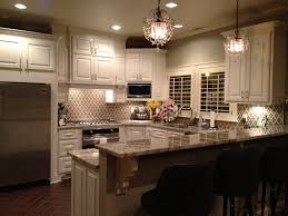Kitchen Backsplash With White Cabinets by Walker Zanger Ashbury Vibe Backsplash Wood Grain Tile Floors