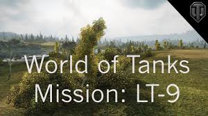 world of tanks missions object 260 lt 9 youtube