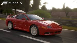 mitsubishi dodge forza motorsport 5 alpinestars car pack now available xbox wire