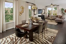 Dining Room Sets In Houston Tx by New Homes For Sale In Houston Tx Hollister Commons Community By