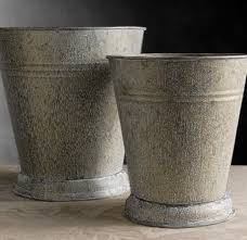 Tin Vases Discovery Save On Crafts Com