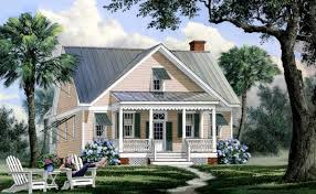 Coastal Living House Plans 133 1031 Florida House Plans Exterior Coastal Cottage Style House