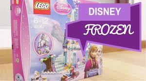 Camerette Principesse Disney by Lego Disney Frozen Castello Di Elsa Principesse Disney Italiano