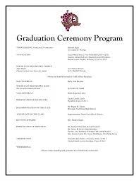 ceremony programs template 100 ceremony program templates graduation ceremony program