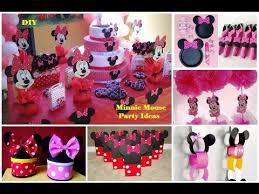 minnie mouse party ideas diy minnie mouse party ideas 30 ideas para de minnie