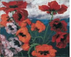 emil nolde my garden full of flowers artbook d a p 2015 catalog