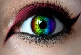 rainbow contact lenses prescription nonprescription