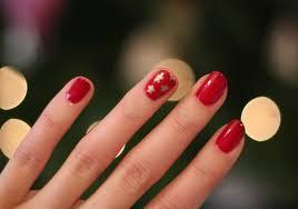 christmas gold star nails u2013 lily pebbles