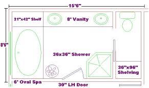 master bathroom dimensions bathroom decorating inspiration image