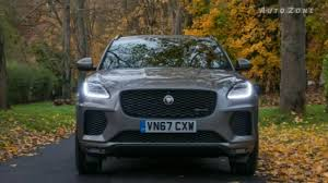 jaguar jeep 2018 2018 jaguar e pace crossover is its jeep thing new jaguar e pace