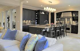lighting for kitchen islands open kitchen island lighting cozy and inviting kitchen island