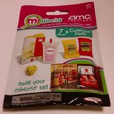 amazon com miworld amc theatres accessory set grocery