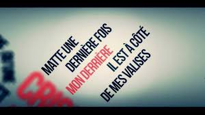Le Meme Que Moi Lyrics - stromae tous les m礫mes lyrics video youtube