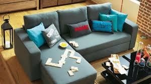 tissu pour canapé d angle canapé d angle en tissu cuir design contemporain côté maison