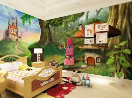 paper pallet picture more detailed picture about pirate ship pirate ship ocean waves anime children mural children 3d wallpaper murals mushroom forest boby kids room