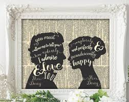 wedding quotes austen pride and prejudice pencils austen gifts quote