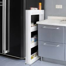 4 Tier Shelving Unit by Chef Buddy 4 Tier Kitchen Cart 40