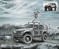 futuristic jeep artstation