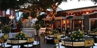 corpus christi wedding venues the courtyard at gaslight square weddings