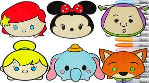 disney coloring book pages compilation princess ariel buzz