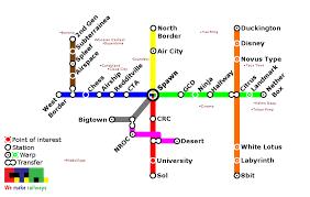 cta line map cta map mc wiki