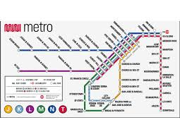 Bart San Francisco Map Stations How To Use Muni Go San Francisco