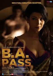 extra large movie poster image for b a pass movie posters