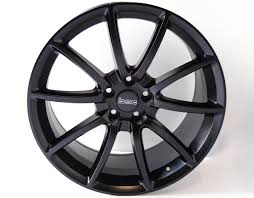 Black Rims For Mustang Ford Mustang Gt500 Mamba 20