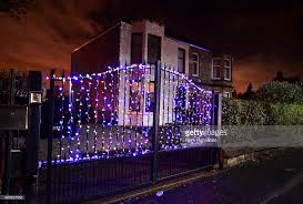 suburbia lights up for photos and images getty images