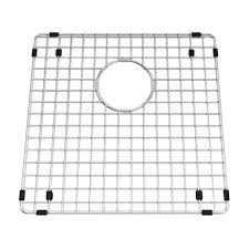 american standard sink accessories american standard prevoir 15 in square kitchen sink grid in