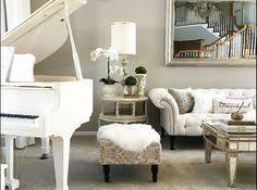 disparate styles and surfaces coexist harmoniously with a