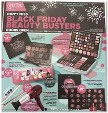 ulta black friday 2018 ads deals and sales