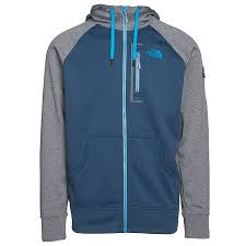 the north face mack mays full zip mens hoodie 2017