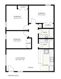 Triplex Floor Plans The Triplex U2013 The Ideal Apartments Near Uf And Midtown Circa