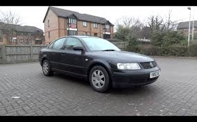 volkswagen passat 1999 volkswagen passat 1 9 tdi sport start up and full vehicle