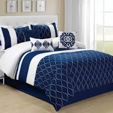 Navy Blue Bedding Set Bedroom Blue Bedding Sets Applied To Your Home